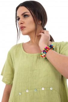 Colier Multicolor A0176