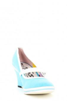 Pantofi Albastru Deschis Canvas
