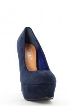 Pantofi Bleumarin D21-g