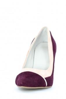 Pantofi Mov Cu Crem 37507