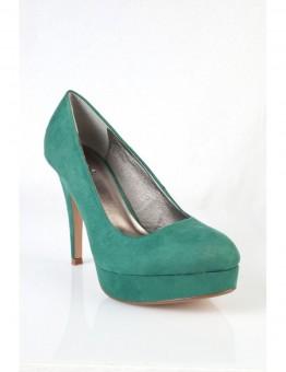 Pantofi Verzi Mosaic-01